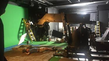 Milo Motion Control In VFX Studio